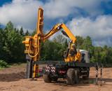 Machine vibration piling - 59521639