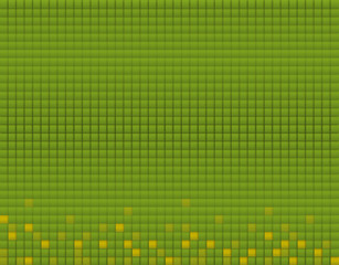 GreenSquaresBackground