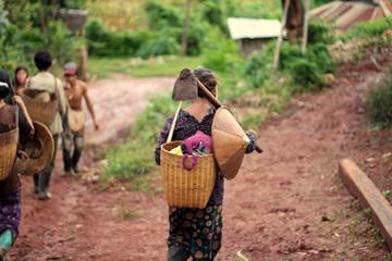Travail des femmes en Asie
