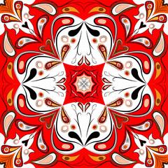 ceramic tiles pattern