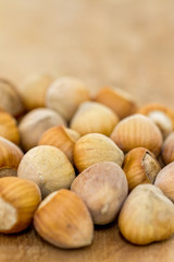 Mature nuts