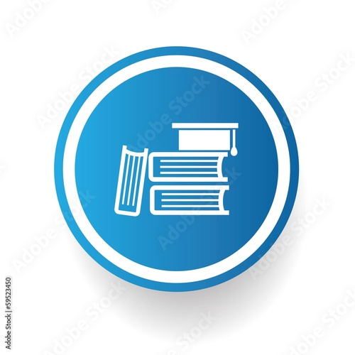 Books symbol,vector