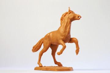 Plastik Pferd
