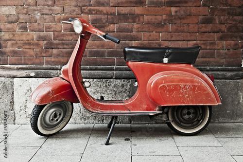 Vespa Motorroller Kult - 59526611
