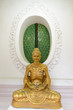 Buddha posture exercise for physical body