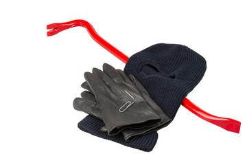 tools for a burglar