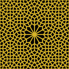Berkane Seamless Pattern One