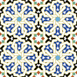 Berkane Seamless Pattern Four