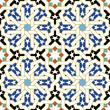 Berkane Seamless Pattern Four
