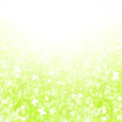 Frühlingshintergrund mit Textfreiraum