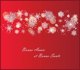 I wish you a Good Year and Good Health
