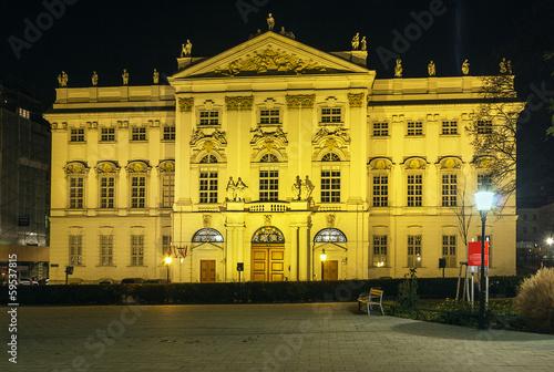 Palais Trautson, Vienna