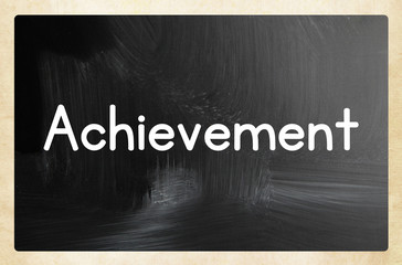 achievement concept
