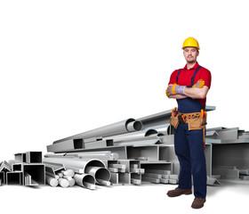 heavy worker