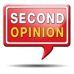 second opinion