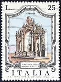 Immacolatella Fountain, Naples (Italy 1973)