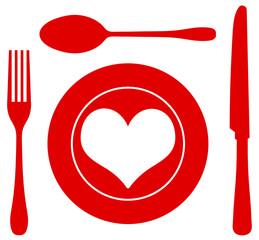 Die Liebe zum Essen