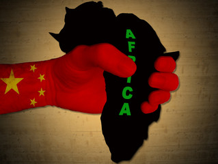 China's economic invasion of Africa