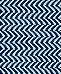 Broken lines create the illusion of volume
