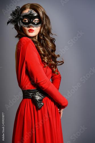masquerade look