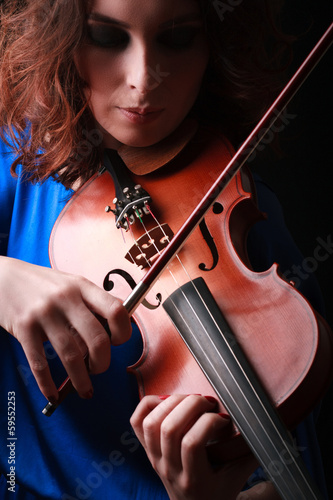 Violin playing violinist musician