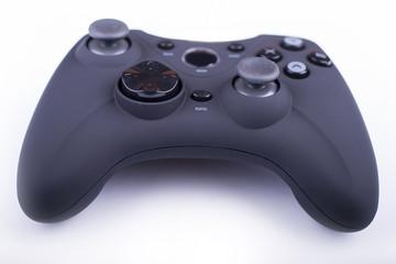 gamepad close up