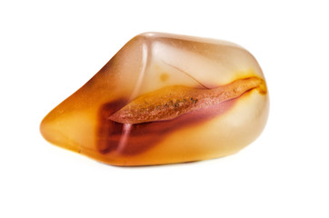 Marble onyx tumbled stone