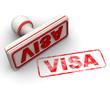 VISA (виза). Печать и оттиск