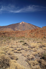 Teide, Tenerife, Canary Islands, Spain.