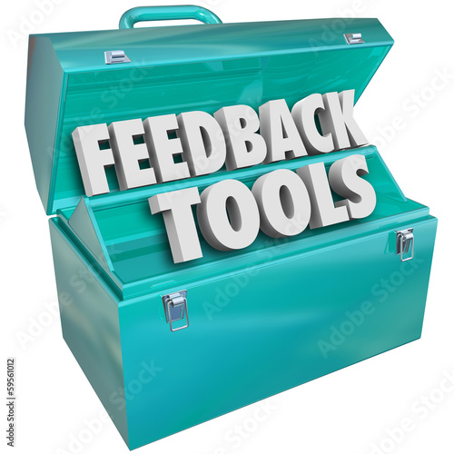 Feedback Tools Toolbox Comments Reviews Opinions