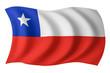 Chile flag - Chilean flag