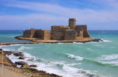 canvas print picture La Castella 01