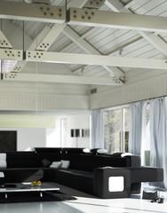 Sanierte Landhaus Architektur (focus)