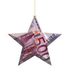 Etoile de noël 500 euros