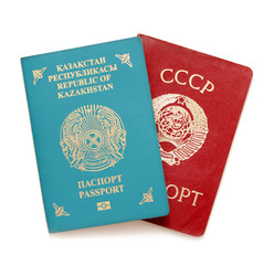 Kazakhstan passport documents