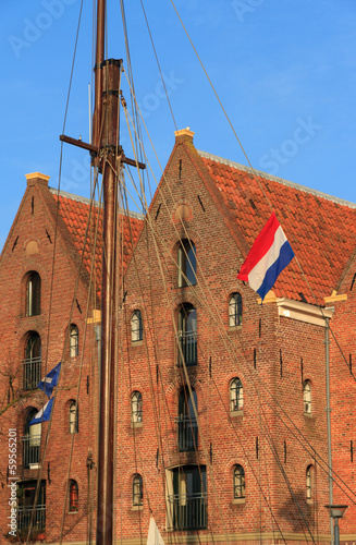 Dutch warehouse