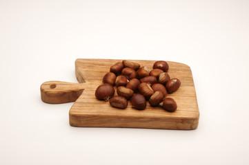 brown fruit