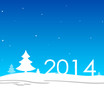 Winter Wald 2014
