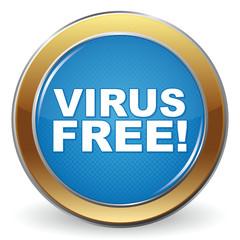VIRUS FREE! ICON
