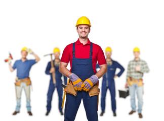 workers team