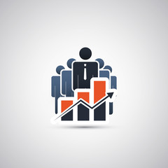 Good Businessmen - Icon Concept Design