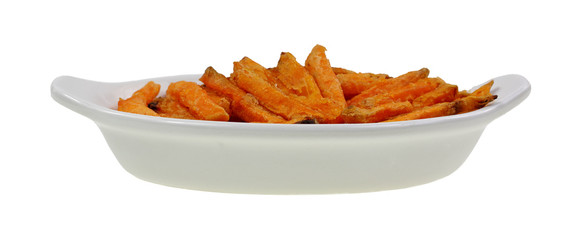 Sweet Potato French Fries Ready Bake