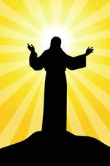 Jesus - vector