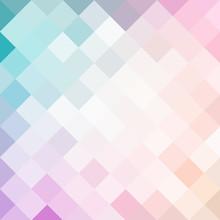 Kolorowy wzór mozaiki