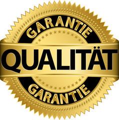 Qualität garantie