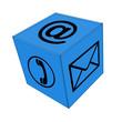 Cubo contatti 2
