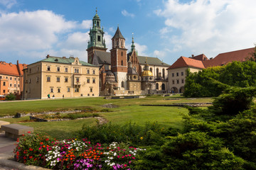 Krakau, Wawel Castle + Cathedral