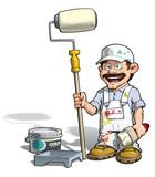 Handyman - Painter White Uniform