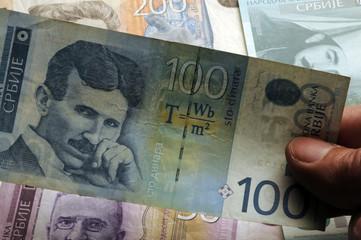 Serbian dinar Cрпски динар  Srpski dinar