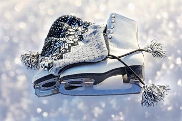 Wintersport - Schlittschuhlaufen
